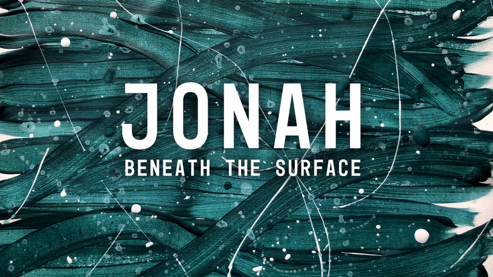 Jonah: Beneath the Surface